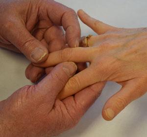 vingerreflexologie
